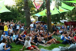 Singoldsand Festival 2015 - Freitag